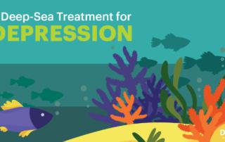 Marine Phytoplankton aids depression
