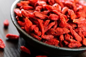 PanaSea Ingredient - Goji berry (Lycium barbarum)