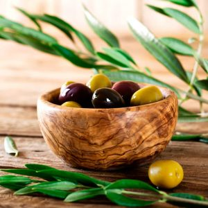 PanaSea Ingredient- Olive leaf extract, leaf of the olive tree (Olea europaea)